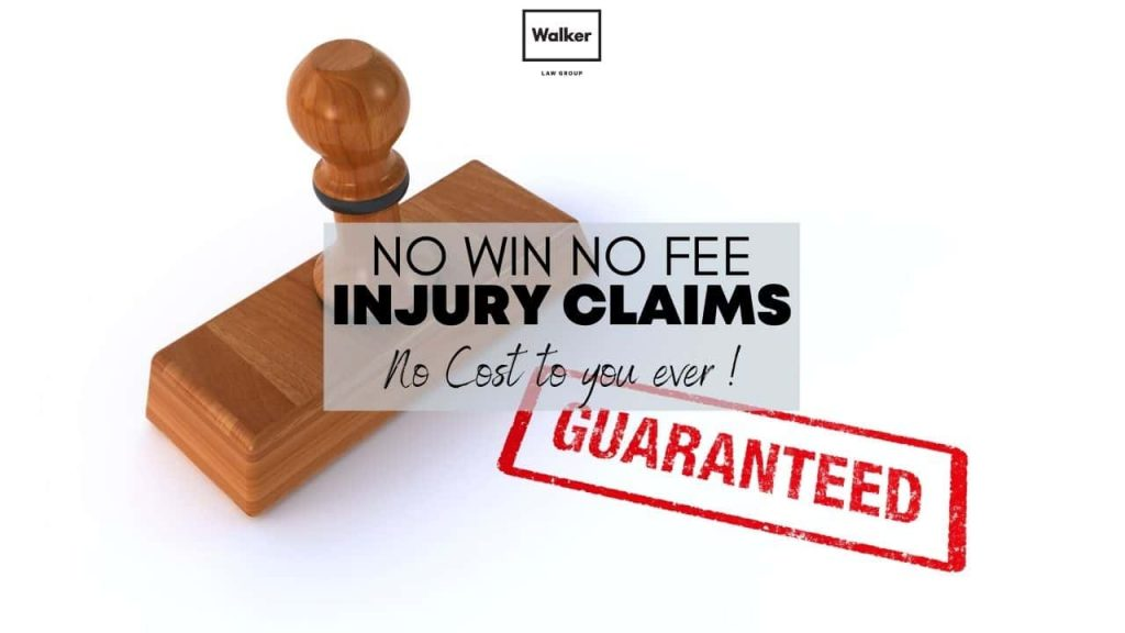 no win no fee compensation claims lawyer sydney