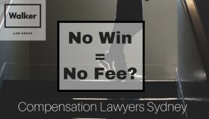 No Win No Fee Compensation Lawyers Sydney