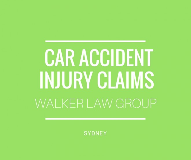 Car Accident Injury Lawyers Sydney Walker Law Group