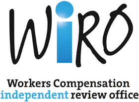 WIRO Logo Compensation Lawyer Sydney
