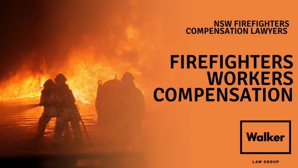 Firefighters Workers Compensation Lawyer Sydney