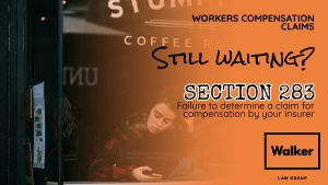 Section 283 workers compensation lawyers sydney