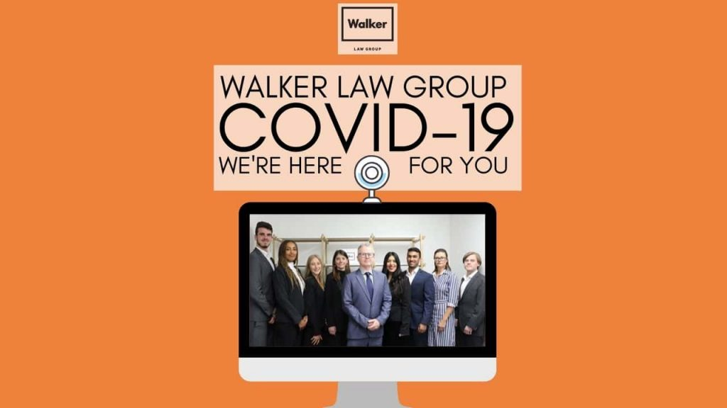COVID19 Compensation Lawyer Web Streaming Consultations Sydney