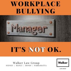 workplace bullying compensation claims lawyer sydney