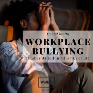 Mental Health Workplace Bullying Claims Lawyer Sydney