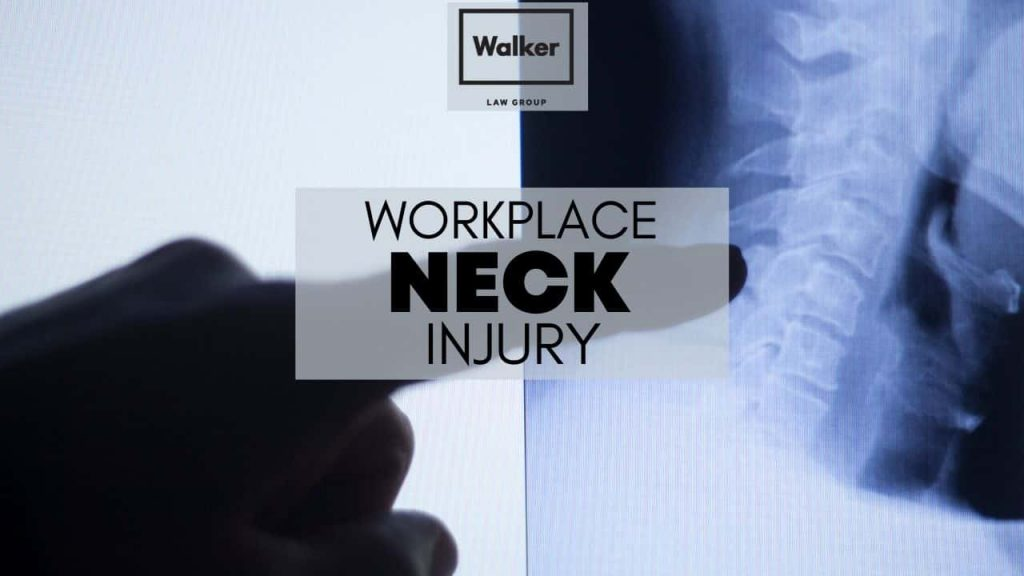Neck Injury Workers Compensation Lawyers Sydney