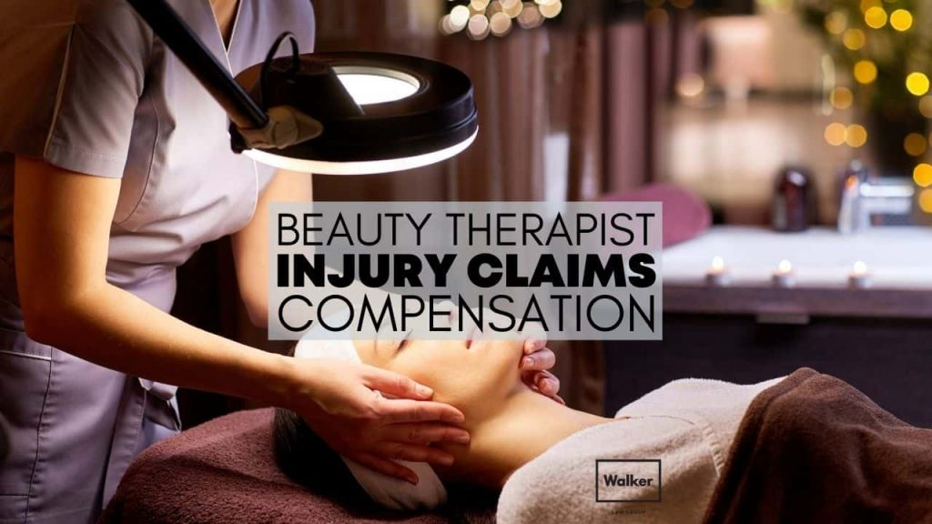 Beauty therapist Compensation Injury Claims Lawyer Northern Beaches Sydney