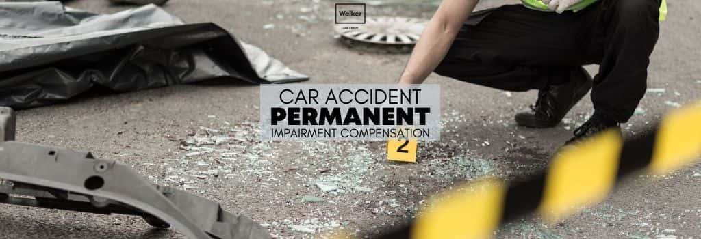Car Accident Permanent Impairment Compensation Lawyers SYdney