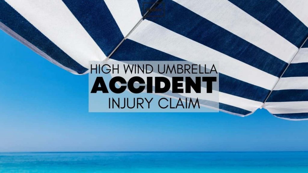 High wind umbrella accident High wind umbrella accident manly sydney compensation lawyer manly sydney lawyer