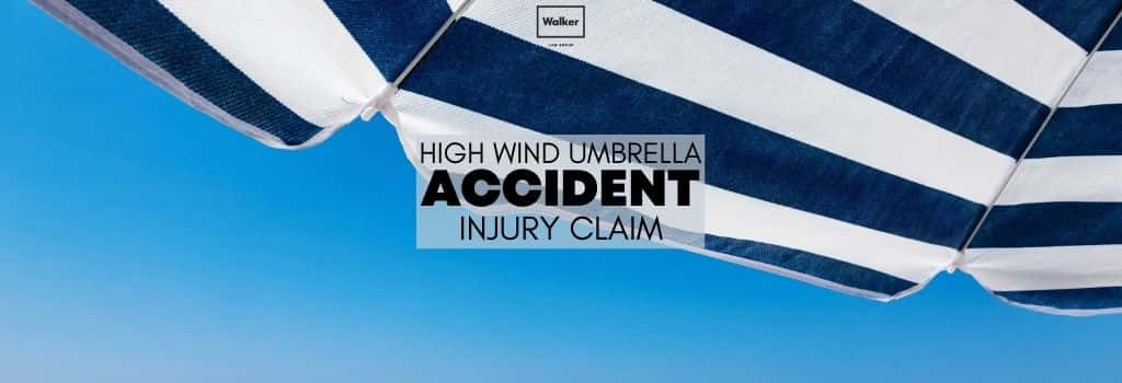 Public Injury Wind Umbrella Accident Claim Lawyer Northern Beaches Sydney