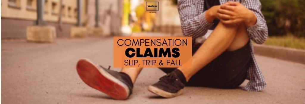 Compensation Claims Slip Trip Fall Injury Lawyer Sydney