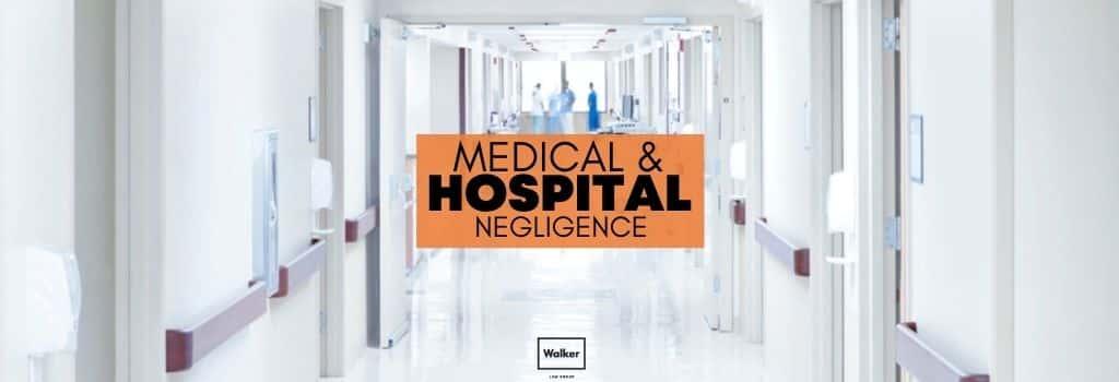 Medical Hospital Negligence Compensation Claim Lawyer Sydney