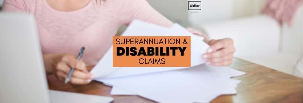 Superannuation Disability Claim Lawyer Sydney
