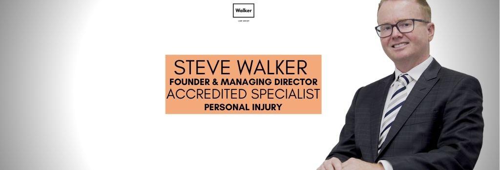 Steve Walker Personal Injury Compensation Lawyer Sydney