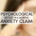 Anxiety PTSD Depression Compensation Claim Lawyer
