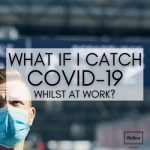 caught covid at work compensation claim lawyer