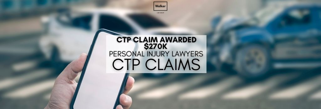 CTP Claim Lawyers   Compulsory Third Party Claims   Walker Law Group