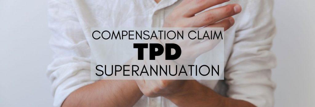 TPD Compensation Claim Superannuation Lawyer Parramatta